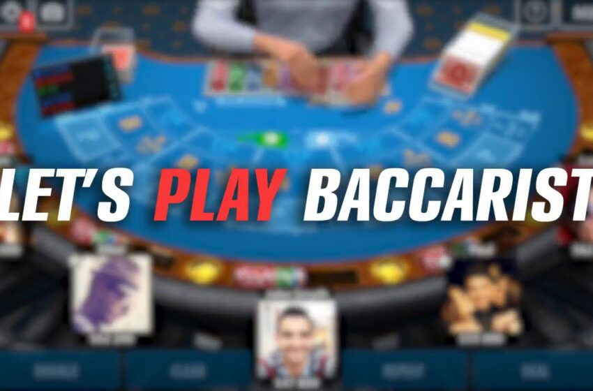 Top reasons why you should try Baccarat game today