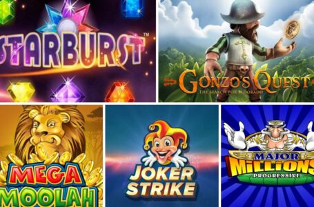 Best Online Casino Slots Games In Malaysia 2021